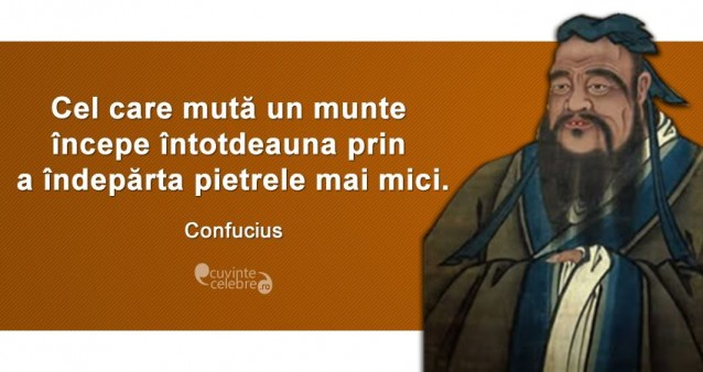 Citat Confucius