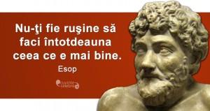 Citat Esop