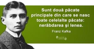 Citat Franz Kafka