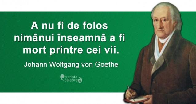 Citaten Goethe : Un om inutil citat de johann wolfgang von goethe