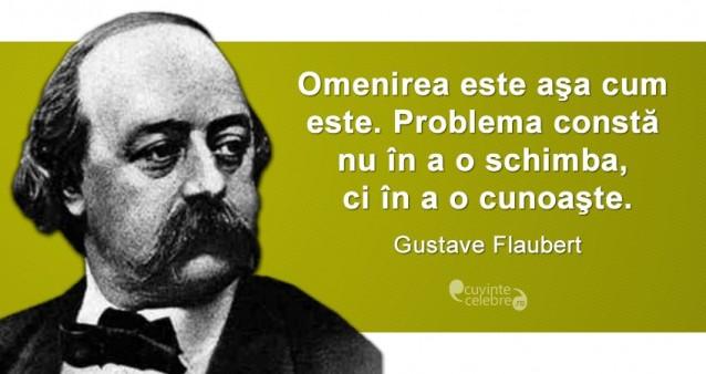 Citat Gustave Flaubert