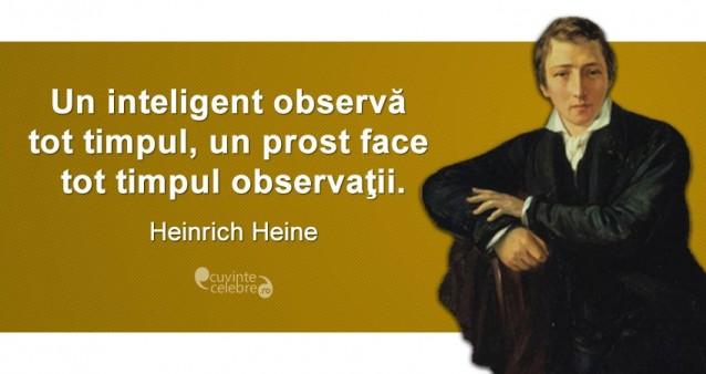Citat Heinrich Heine