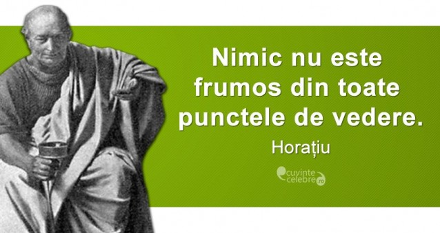 Citat Horatiu