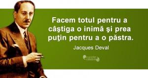 Citat Jacques Deval