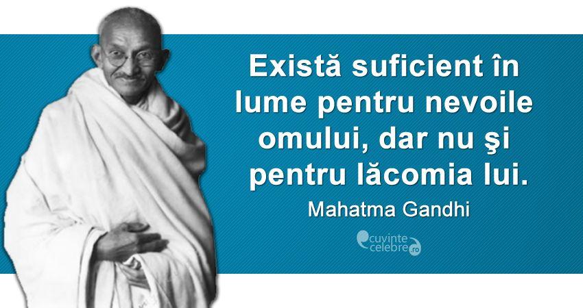 Citat Mahatma Gandhi