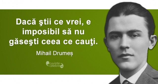 Citat Mihail Drumes
