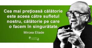 Citat Mircea Eliade