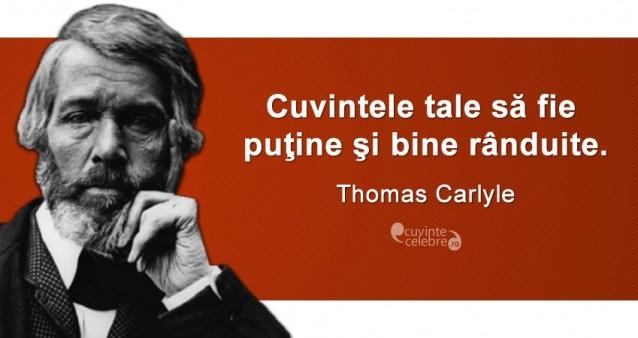 Citat Thomas Carlyle