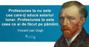 Citat Vincent van Gogh