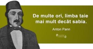 Citat Anton Pann