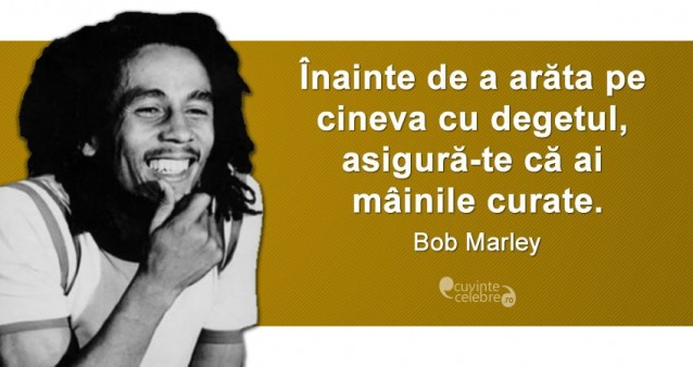Citat Bob Marley