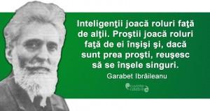 Citat Garabet Ibraileanu