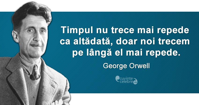 Citat George Orwell