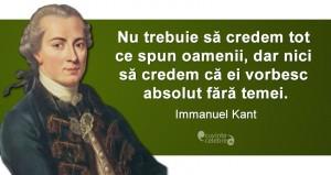 Citat Immanuel Kant