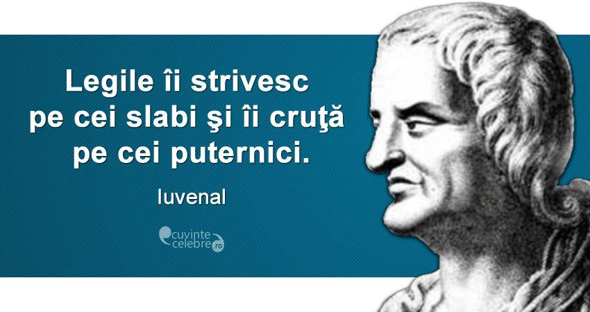 Citat Iuvenal