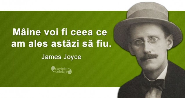 Citat James Joyce