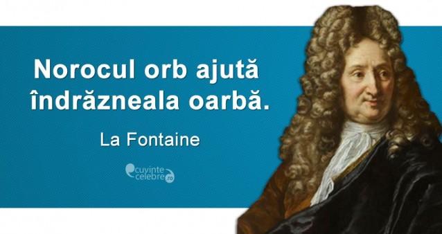Citat La Fontaine