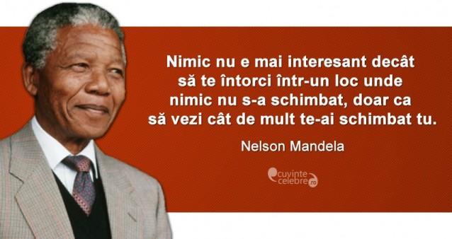 Citat Nelson Mandela
