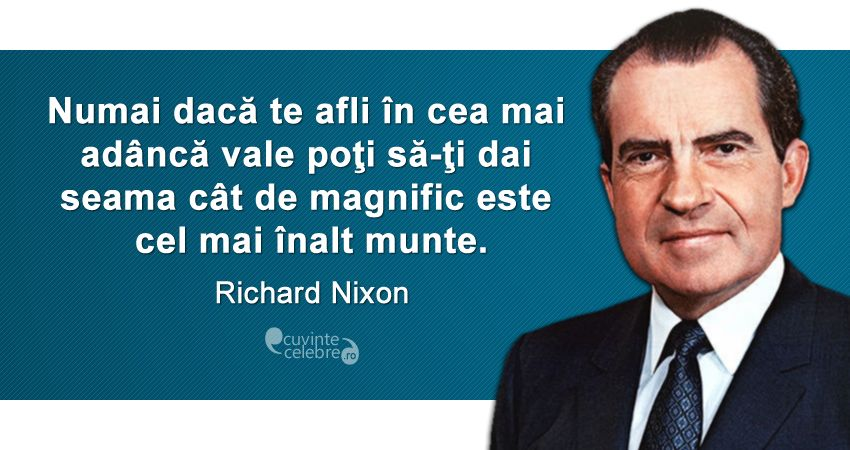Citat Richard Nixon