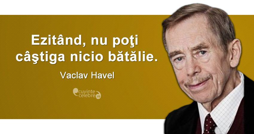 Citat Vaclav Havel
