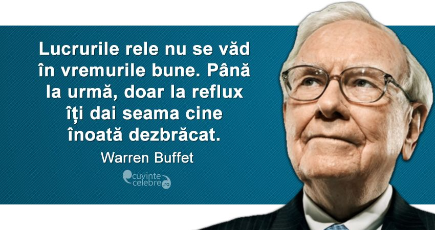 Citat Warren Buffet