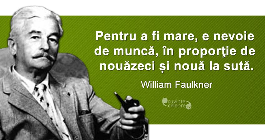 Citat William Faulkner