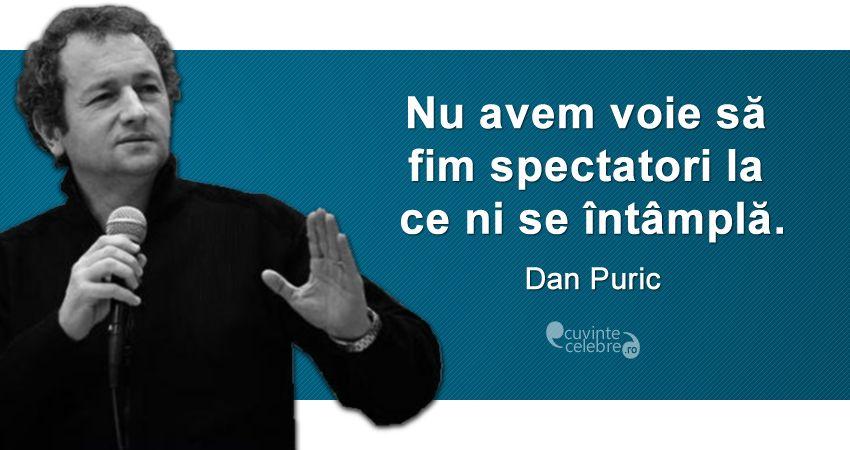dan puric citate Citate de Dan Puric dan puric citate