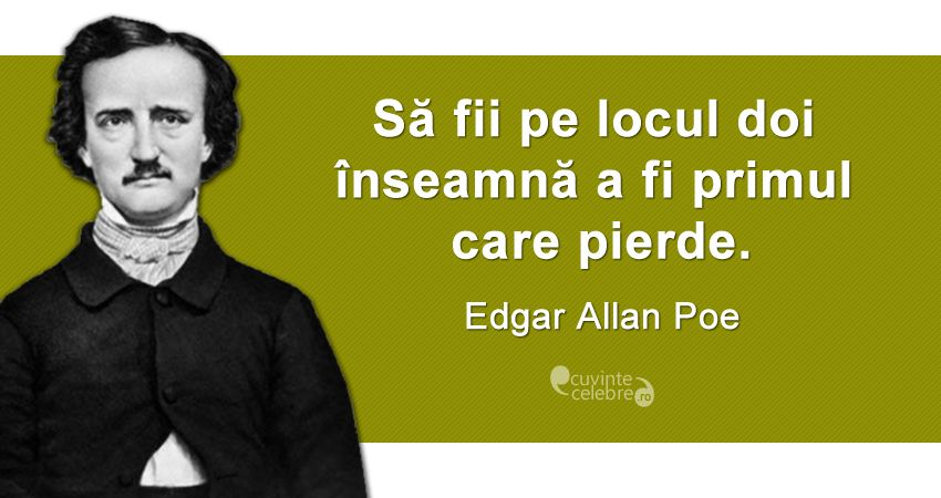 Citat Edgar Allan Poe