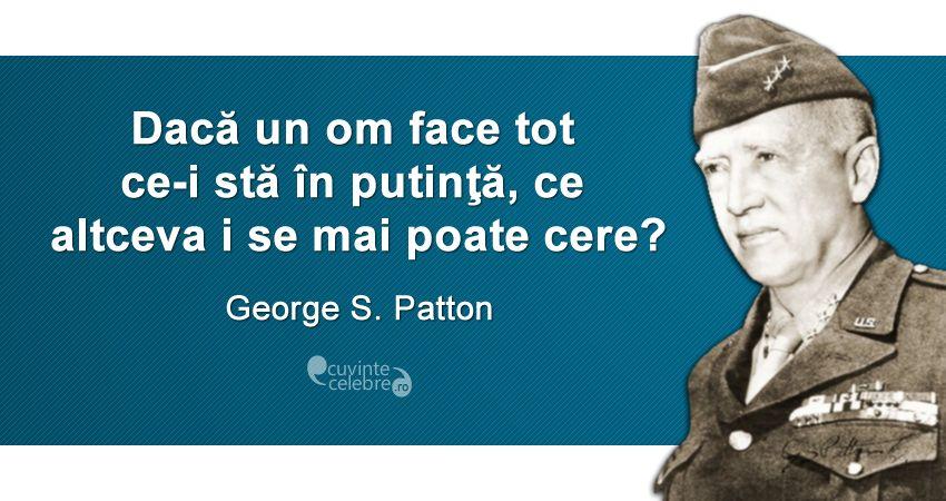 Citat George S Patton