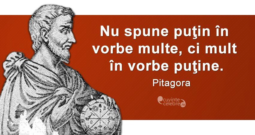 Citat Pitagora