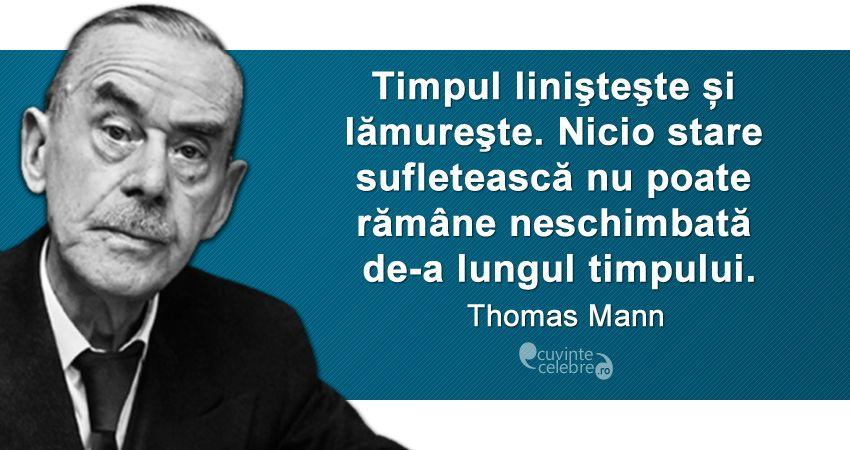 Citat Thomas Mann