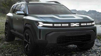 Dacia lanseaza Bigster, un SUV...