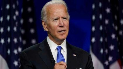 Joseph Biden lasa in sarcina...