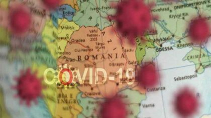 Coronavirus in Romania: 4.424 cazuri...