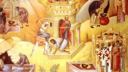 Calendar ortodox 24 februarie 2021....