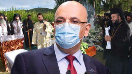 Raed Arafat, anunt despre inmormantari:...
