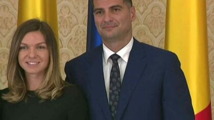 Gheorghe Hagi si Ion Tiriac...