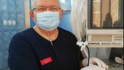 Medicul Paul Ichim a rabufnit:...